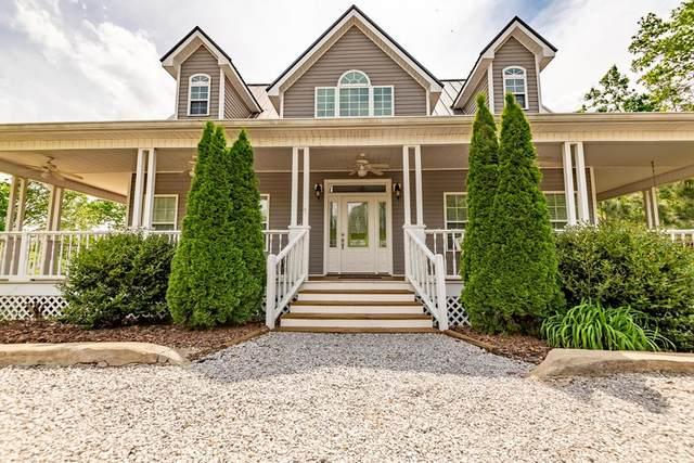 2600 Paradise Dr, Waterloo, AL 35677 (MLS #168206) :: MarMac Real Estate