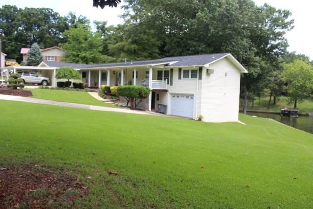 17 Aqua Vista Ct, Killen, AL 35645 (MLS #168339) :: MarMac Real Estate