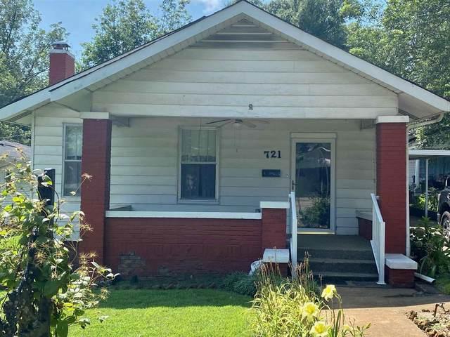 721 N Main St, Tuscumbia, AL 35674 (MLS #500019) :: MarMac Real Estate