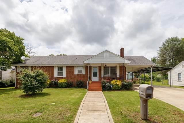1108 E 2nd, Tuscumbia, AL 35674 (MLS #500061) :: MarMac Real Estate