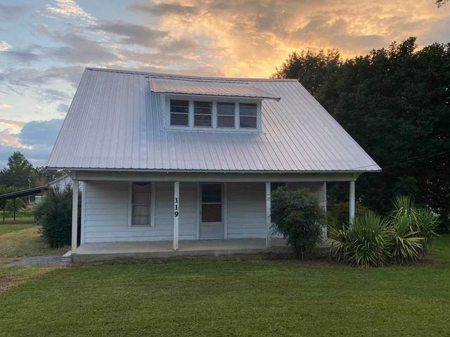 119 Tennessee Ave, Hanceville, AL 35077 (MLS #500080) :: MarMac Real Estate
