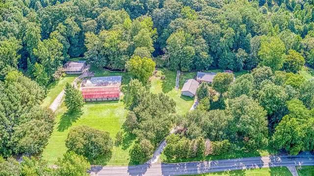 1483 County Road 65, Killen, AL 35645 (MLS #500085) :: MarMac Real Estate
