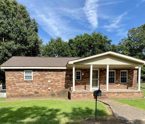 1040 Eighth St, Muscle Shoals, AL 35661 (MLS #500098) :: MarMac Real Estate