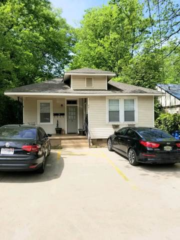 621 Cherry St, Florence, AL 35631 (MLS #500107) :: MarMac Real Estate