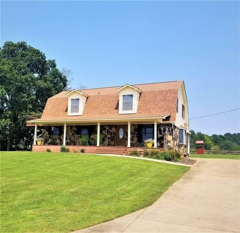 540 County Road 523, Lexington, AL 35648 (MLS #500111) :: MarMac Real Estate