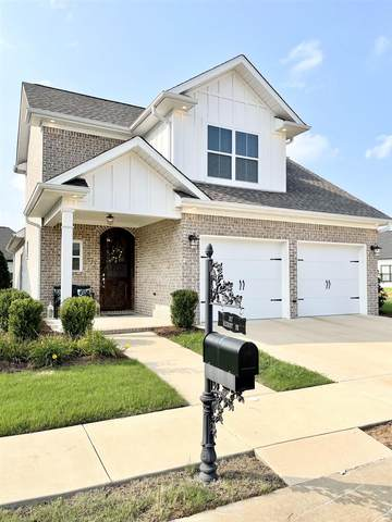 317 Hickory Dr, Muscle Shoals, AL 35661 (MLS #500112) :: MarMac Real Estate