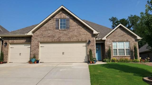 1464 NE Stonewater Drive, Cullman, AL 35055 (MLS #500119) :: MarMac Real Estate