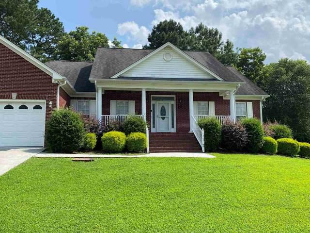 101 Co Rd 1562, Cullman, AL 35058 (MLS #500123) :: MarMac Real Estate