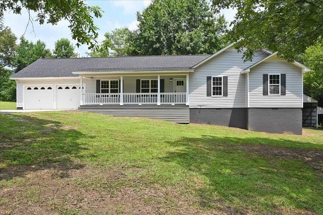 1042 County Road 1194, Vinemont, AL 35179 (MLS #500131) :: Amanda Howard Sotheby's International Realty