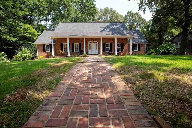 114 Kingswood Dr., Florence, AL 35630 (MLS #500138) :: MarMac Real Estate