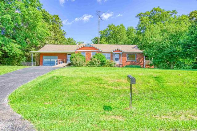 2111 County Road 344, Florence, AL 35634 (MLS #500142) :: MarMac Real Estate