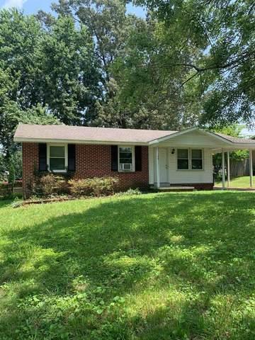 140 Leland Dr, Florence, AL 35630 (MLS #500148) :: MarMac Real Estate