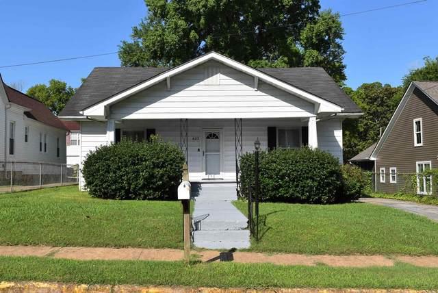 423 N Chestnut St., Florence, AL 35630 (MLS #500151) :: MarMac Real Estate