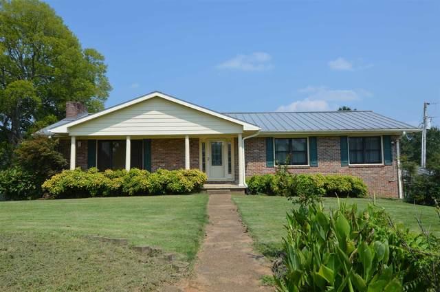 453 Brooks Drive, Killen, AL 35645 (MLS #500161) :: MarMac Real Estate