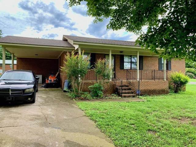 1151 James Avenue, Courtland, AL 35618 (MLS #500172) :: MarMac Real Estate