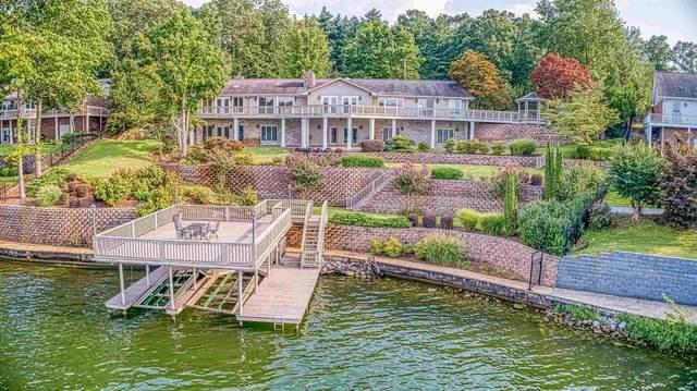 600 Eastlake Dr, Muscle Shoals, AL 35661 (MLS #500191) :: MarMac Real Estate