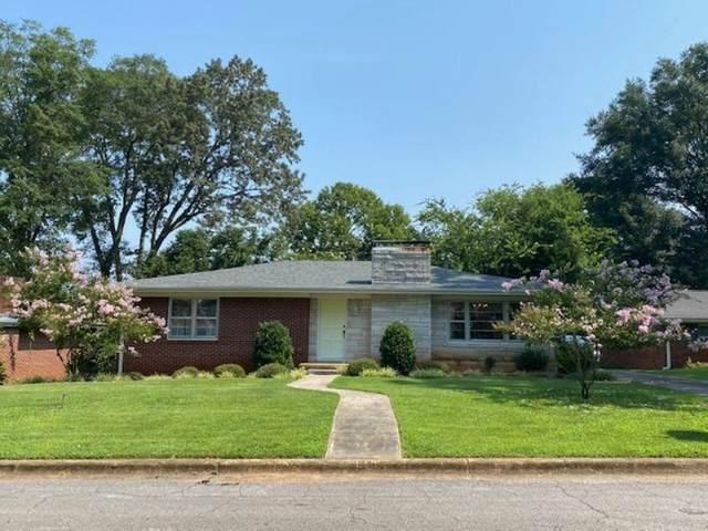 110 Wheeler Ave, Sheffield, AL 35660 (MLS #500211) :: MarMac Real Estate