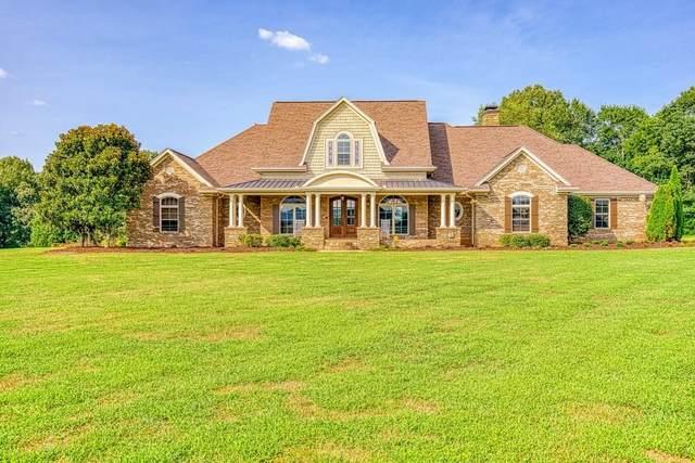 1575 Mountain View Ln., Tuscumbia, AL 35674 (MLS #500248) :: MarMac Real Estate