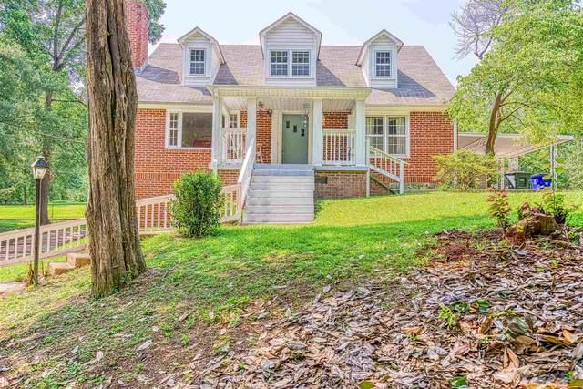 825 Cumberland Street, Florence, AL 35630 (MLS #500261) :: MarMac Real Estate