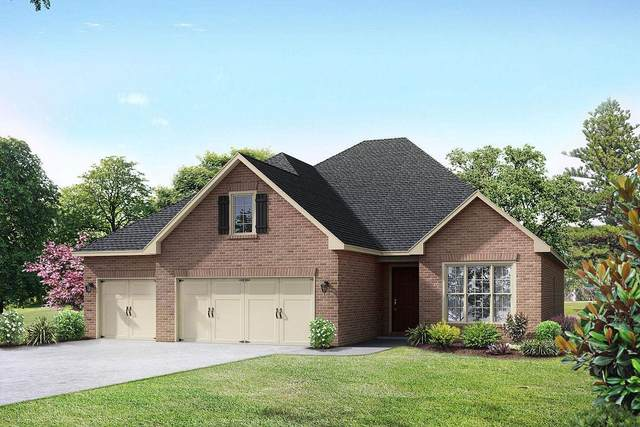 2100 Brandon Dr, Cullman, AL 35058 (MLS #500277) :: MarMac Real Estate