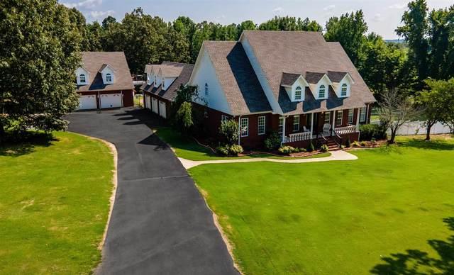 1401 Anna Drive, Tuscumbia, AL 35674 (MLS #500324) :: MarMac Real Estate