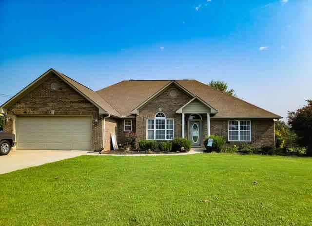 65 County Road 487, Moulton, AL 35650 (MLS #500336) :: MarMac Real Estate