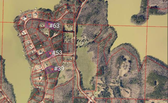 Lot 39 Lake Front Dr., Russellville, AL 35653 (MLS #500390) :: MarMac Real Estate