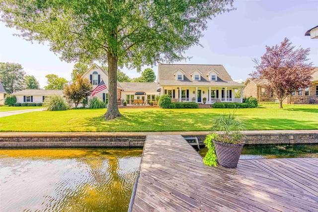 103 Longshore Dr., Rogersville, AL 35652 (MLS #500397) :: MarMac Real Estate