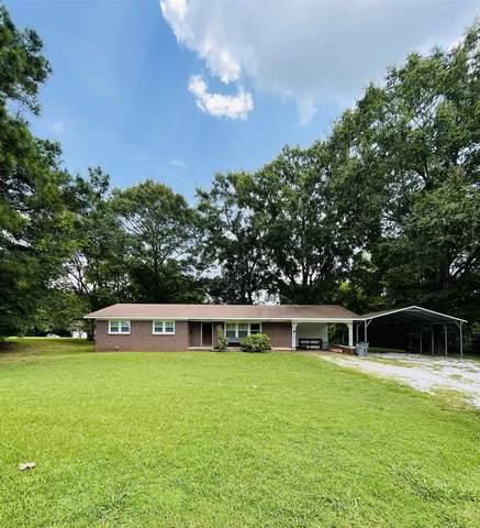 7350 Co Rd 91, Rogersville, AL 35652 (MLS #500417) :: MarMac Real Estate