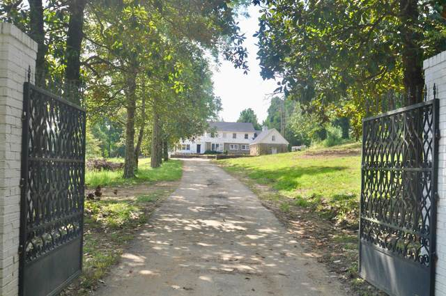 911 County Road 1169, Cullman, AL 35056 (MLS #500551) :: MarMac Real Estate