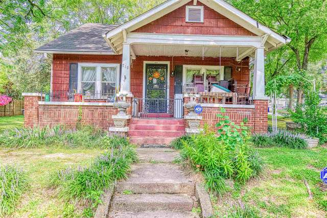 719 E Tuscaloosa Street, Florence, AL 35630 (MLS #500580) :: MarMac Real Estate