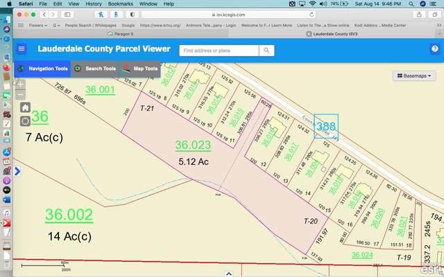 0 Cr 388 #0, Killen, AL 35645 (MLS #500599) :: MarMac Real Estate