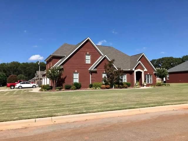 244 Melissa Drive, Muscle Shoals, AL 35661 (MLS #500603) :: MarMac Real Estate