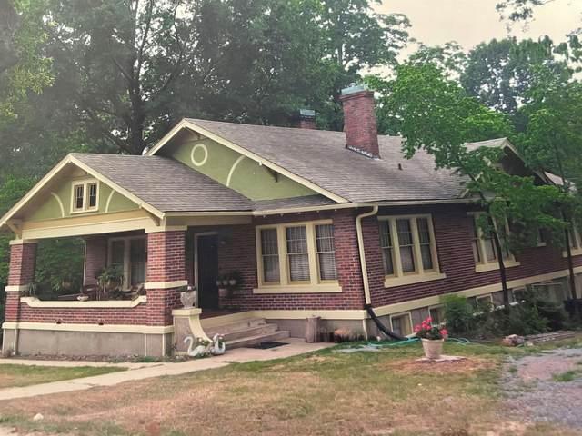 701 3rd Ave Se, Cullman, AL 35055 (MLS #500619) :: MarMac Real Estate
