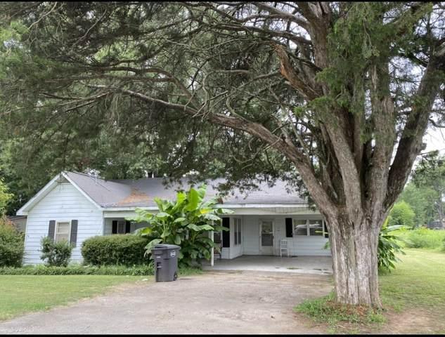 3435 Al Hwy 20, Town Creek, AL 35672 (MLS #500756) :: MarMac Real Estate