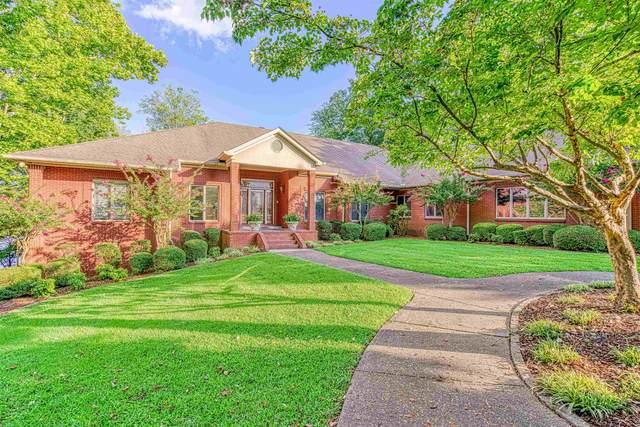 658 Saddlebrook Dr, Killen, AL 35645 (MLS #500780) :: MarMac Real Estate