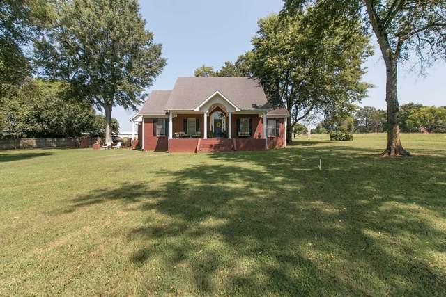 94 Roberson Beach Rd, Rogersville, AL 35652 (MLS #500869) :: MarMac Real Estate