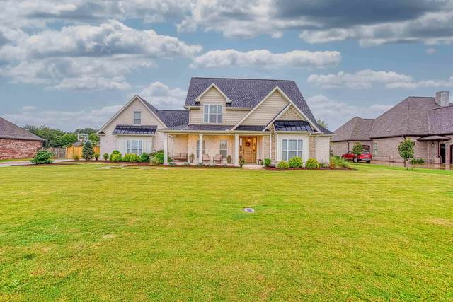 146 Stone Ridge Dr, Tuscumbia, AL 35674 (MLS #500918) :: MarMac Real Estate