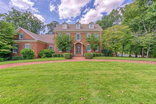 112 Shadow Wood Lane, Florence, AL 35633 (MLS #501067) :: MarMac Real Estate