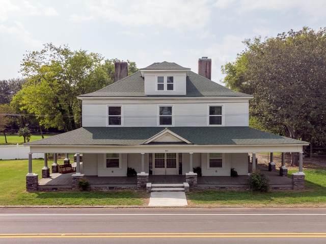 16321 Main St, Town Creek, AL 35672 (MLS #501070) :: MarMac Real Estate