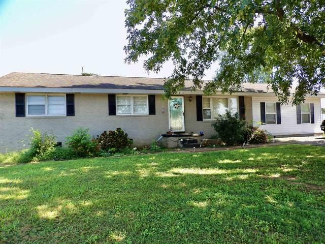 125 Williams St, Muscle Shoals, AL 35661 (MLS #501090) :: MarMac Real Estate