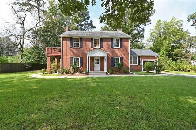 107 Whaley Ave., Hanceville, AL 35077 (MLS #501112) :: MarMac Real Estate