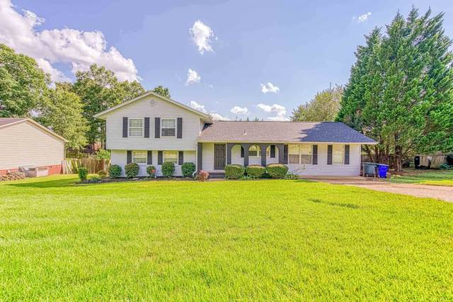 503 Davis Ave, Florence, AL 35633 (MLS #501127) :: MarMac Real Estate