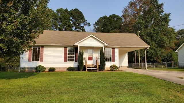 118 Co Rd 1600, Cullman, AL 35058 (MLS #501178) :: MarMac Real Estate