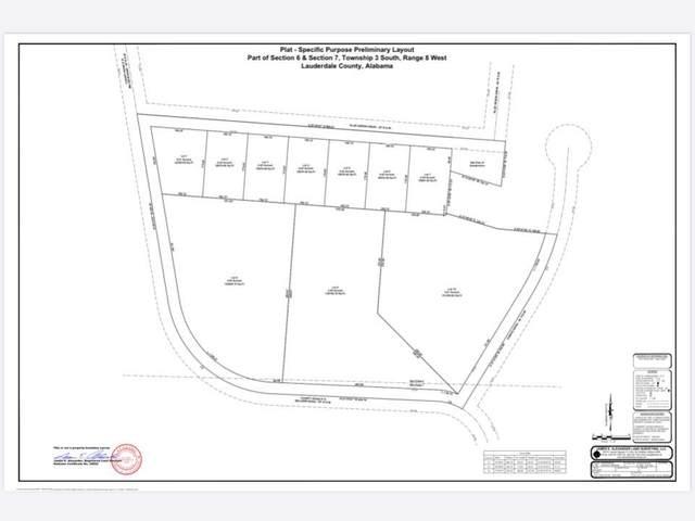 0 Cr 33 Lot 8, Killen, AL 35645 (MLS #501211) :: MarMac Real Estate