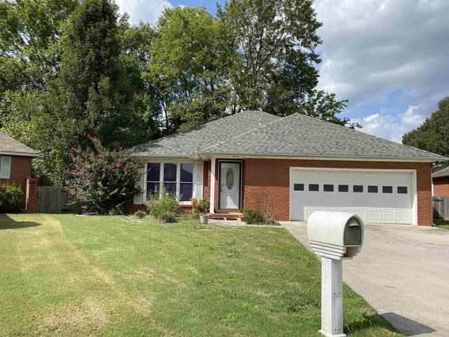 52 Cedar Brook Street, Moulton, AL 35650 (MLS #501217) :: MarMac Real Estate