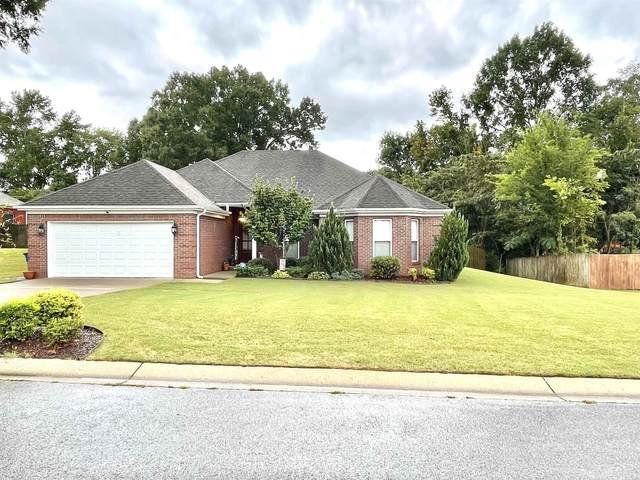 309 Kingston Dr, Florence, AL 35633 (MLS #501235) :: MarMac Real Estate