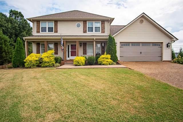 1103 Brookford Pl, Muscle Shoals, AL 35661 (MLS #501246) :: MarMac Real Estate
