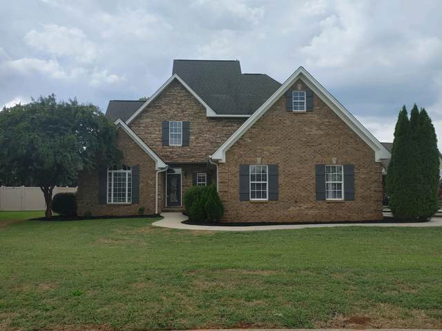 116 Stormy Dr, Muscle Shoals, AL 35661 (MLS #501248) :: MarMac Real Estate