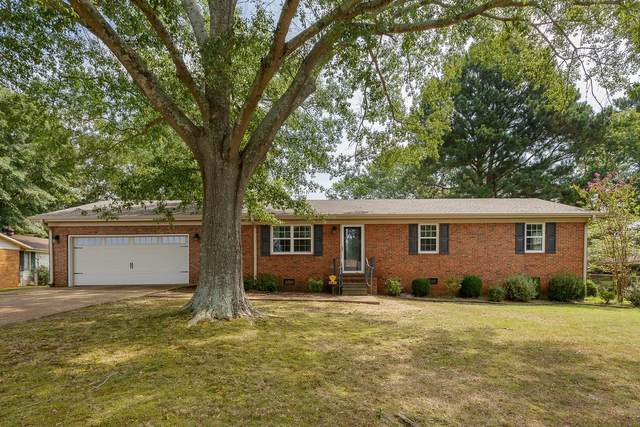 1722 Beckman Drive, Florence, AL 35630 (MLS #501288) :: MarMac Real Estate